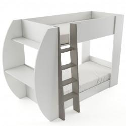 Dvojlôžková poschodová posteľ Jerry