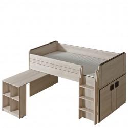 Študentská posteľ so stolíkom Gumi G13