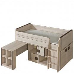 Študentská posteľ so stolíkom Gumi G19