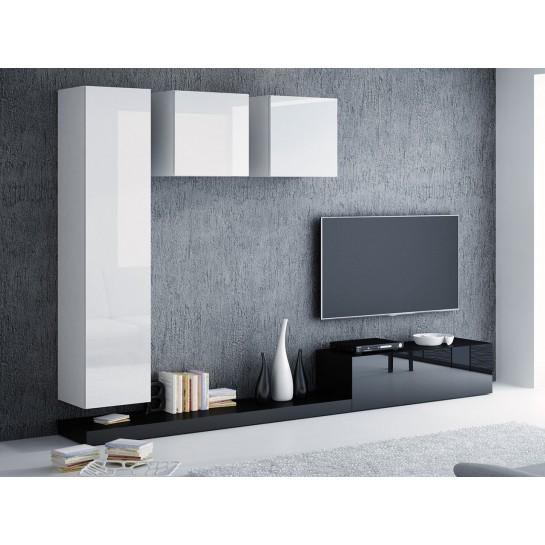 fda2285067f2 Obývacia stena Pixel V - Top-Nabytok24.sk