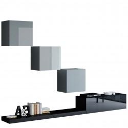 Obývacia stena Pixel VI