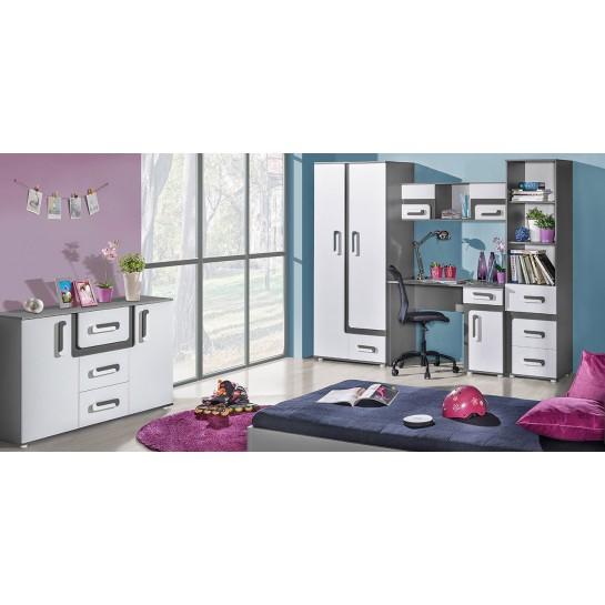 c3540162fe84 Detská izba zostavy. Nábytok Apetito X