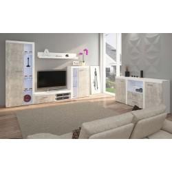 Obývacia stena Rodos s komodou