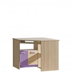 Rohový písací stôl Lorento L11