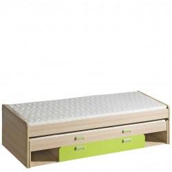 Dvojlôžková študentská posteľ Lorento L16