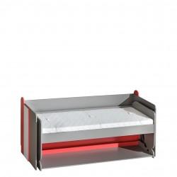 Detská posteľ s písacím stolom Futuro F14