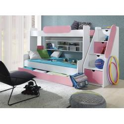 Poschodová posteľ Segan